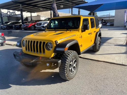 Jeep Wrangler Unlimited Rubicon 2020 Amarillo