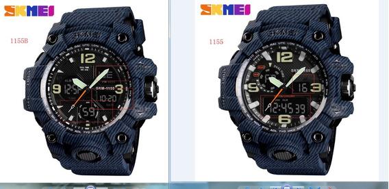 Relógio Skmei 1155 S-shock Prova D
