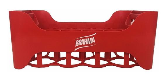 Cesta Caixa Engradado Brahma Profissa P/ 18 Vasilhames 300ml