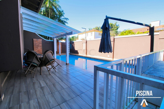 Acrc Imóveis - Casa De Alto Padrão - Garcia - Blumenau - Ca01021 - 34100406
