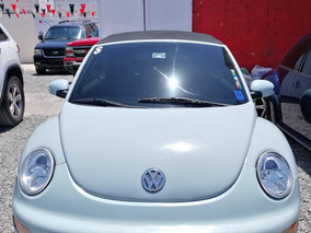 Volkswagen Beetle 2.0 Glx Sport Turbo Piel Qc At 2004