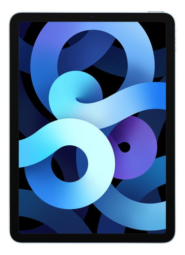 """Imagem 1 de 9 de Apple iPad Air de 10.9"""" WI-FI  64GB Azul-céu (4ª geração)"""