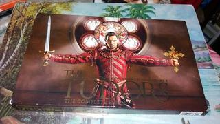 Box Dvd The Tudors The Complete Series Importado Raríssimo