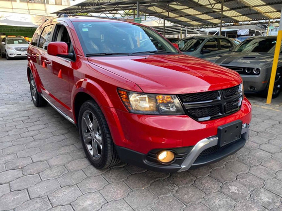 Dodge Journey 2.4 Sxt Sport 7 Pasajeros At 2017