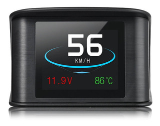 Tablero Reloj Temperatura Motor Voltimetro Velocidad Obd2