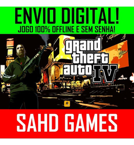 Gta Grand Theft Auto Iv 4 Pc +1 Jogo
