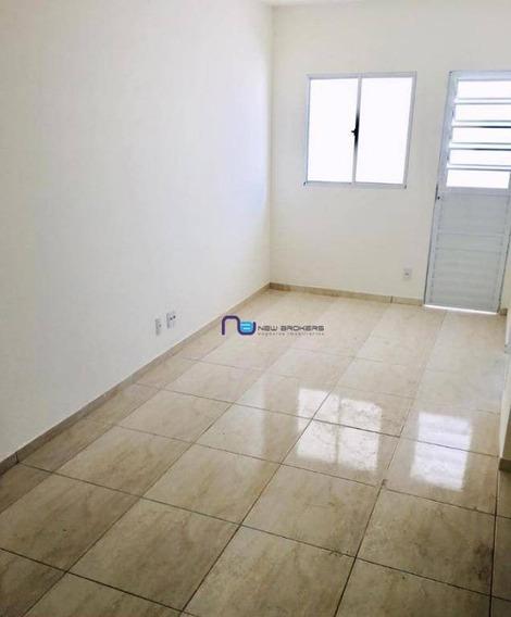Studio Para Alugar, 25 M² Por R$ 1.109,00/mês - Tatuapé - São Paulo/sp - St0080