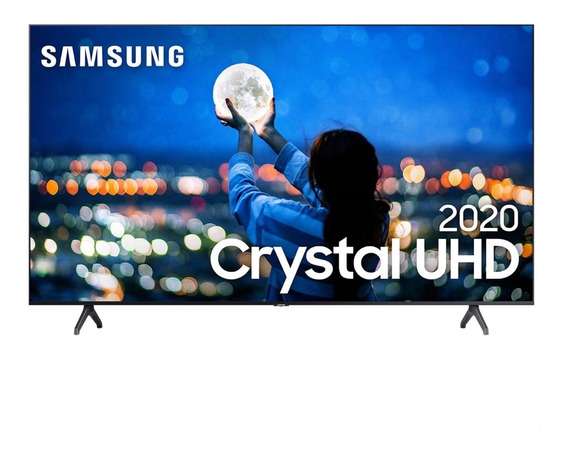 Smart Tv Crystal Uhd 4k Led 43 Samsung - Un43tu7000gxzd