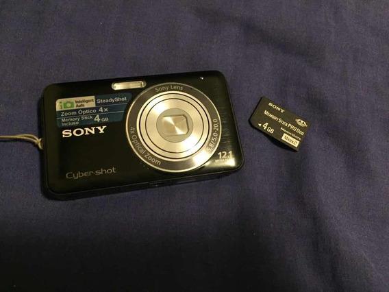 Câmera Sony Cibershot