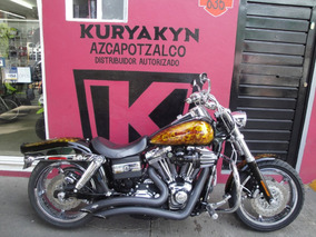 Dyna Fat Bob Coleccion Motor 110 Custom Paint Conocedores