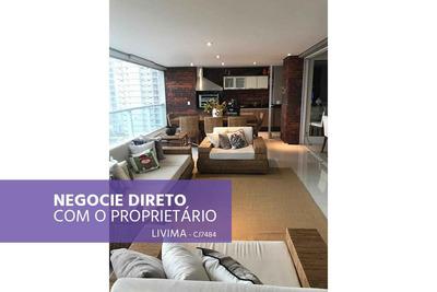 Excelente Apartamento 3 Suítes À Venda No Alto Da Lapa - Sp - Ap0534