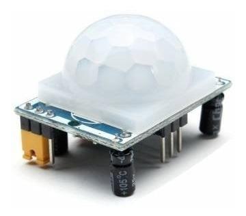 Sensor Presença Infravermelho Pir Hc-sr501 Dyp-me003