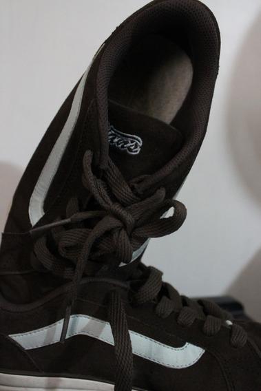 Zapatos Vans Original Usa Talla 7.5 En Centimetros 26