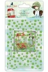 Carpeta De Embossing A6 Embossing Folder Santoro Colección K