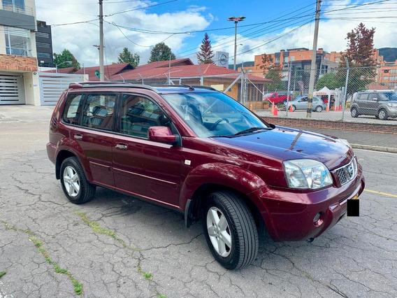Nissan X-trail Automática 2.5 - 2004