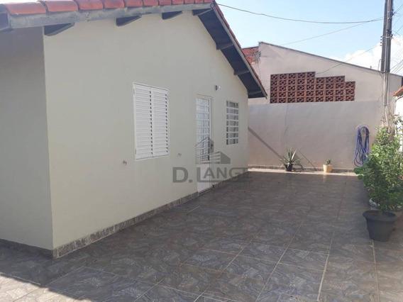 Casa Com 3 Dormitórios À Venda, 70 M² Por R$ 280.000,00 - Alto De Pinheiros - Paulínia/sp - Ca13650