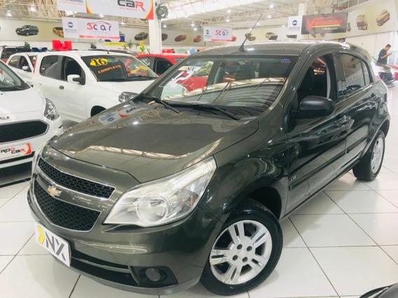 Chevrolet Agile Ltz 1.4 Econo-flex