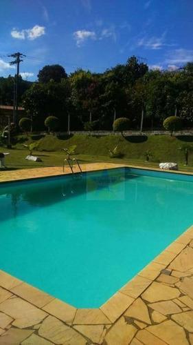 Chácara Residencial À Venda, Estância Santa Maria Do Laranjal, Atibaia - Ch0758. - Ch0758
