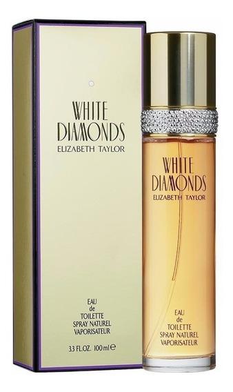 Perfume White Diamonds Elizabeth Taylor 100 Ml Edt