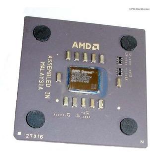 Procesador Amd Duron 750 Mhz, Impecable Y Con Su Disipador.