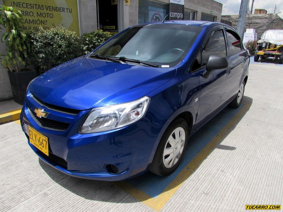 Chevrolet Sail Mt 1400