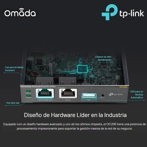 Imagen 1 de 1 de Controlador Omada Hardware Tp Link Oc200