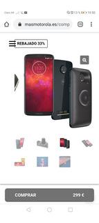 Motorola Z3 Play + Moto Mad