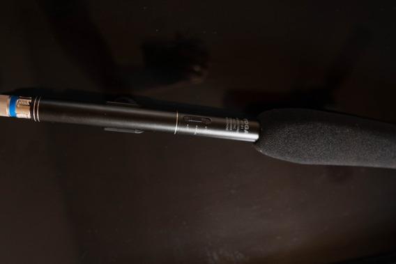 Microfone Direcional Shotgun Yoga Ht81 Boom