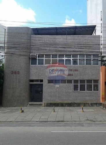 Casa 600 M² -  3 Pavimentos, 25 Salas - Ilha Do Leite. - Ca0104