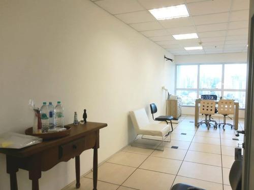 Sala Para Alugar, 36 M² Por R$ 1.500,00/mês - Chácara Da Barra - Campinas/sp - Sa0611