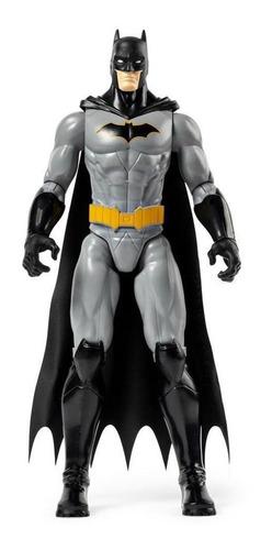 Imagem 1 de 5 de Boneco Articulado Batman Liga Da Justiça 29 Cm Sunny