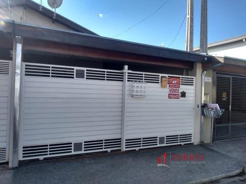 Casa Padrão Para Venda Em Residencial Novo Horizonte Taubaté-sp - 362