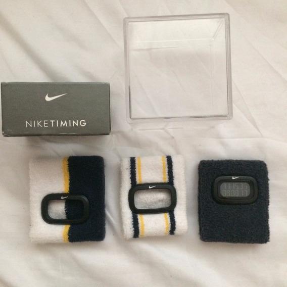 Raro Relogio Munhequeira Nike Cuff Importado Tenis Ac Trocas