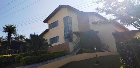 Casa À Venda, 700 M² Por R$ 1.100.000,00 - Condomínio Portal Do Sabiá - Araçoiaba Da Serra/sp - Ca6522