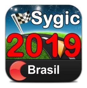 Gps Sygic 2019 Premium Hud 3d Radar Última Versão !!