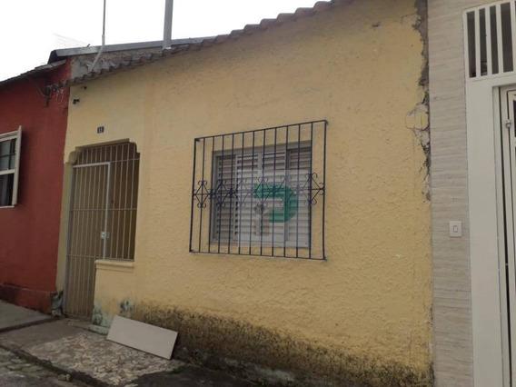 Alugo Casa No Centro De Mogi Das Cruzes - Ca0152