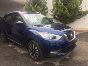 Nissan Kicks 1.6 Advance Cvt 2017 20%enganche Hasta 48 Meses