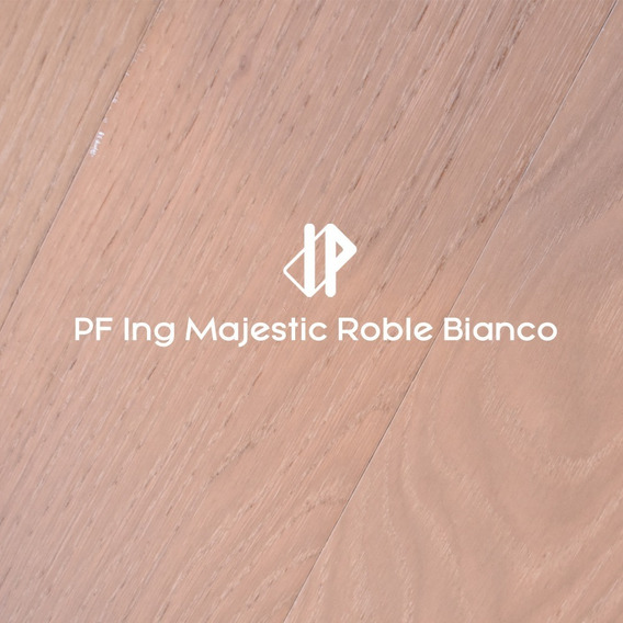 Pf Ing Majestic Carvalho Smooth Bianco Indusparquet