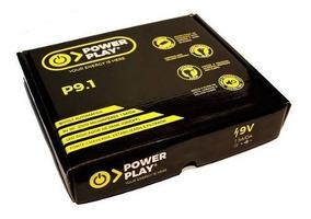 Fonte Power Play P9.1 - 2000ma P Pedaleira Line 6 Boss