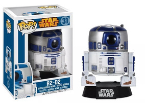 Funko Pop! Star Wars: R2-d2 #31 Original + Frete Barato