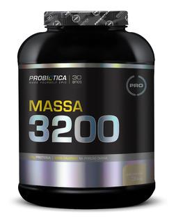 Hipercalórico Mass 3200 3kg - Probiótica