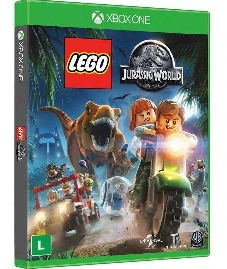 Jogo Xbox One Lego Jurassic World - Warner Bros Games Usado