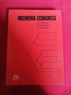 Libro De Ingenieria Economica Thuesen #33