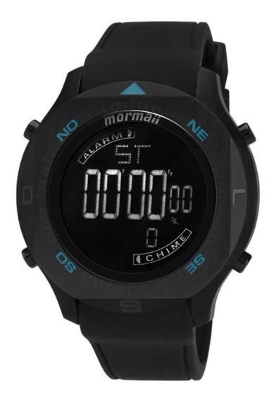 Relógio Masculino Mormaii Ocean Pro Mo11273/8p Preto