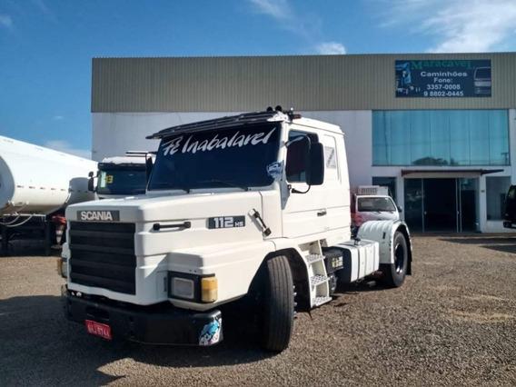 Scania 112 Hs 4x2 1989
