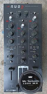 Mezcladora Mixer Ecler Nuo 2 Dj