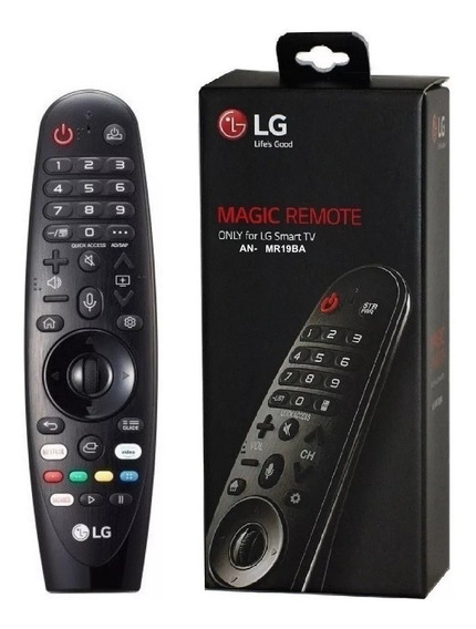 Smart Magic An-mr19ba Thinq Ai Comando Voz LG 2019 Pihas, Nf