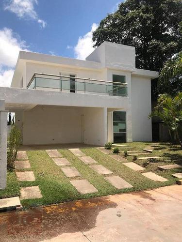 Casa Com 4 Suítes À Venda, 280 M² Por R$ 1.280.000 - Chácara Das Candeias - Carapicuíba/sp - Ca1245