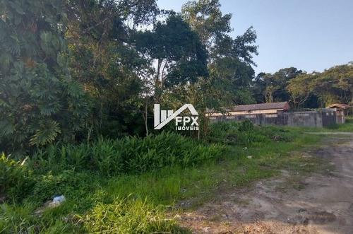 Terreno Para Construtor No Suarão, Itanhaém, Litoral