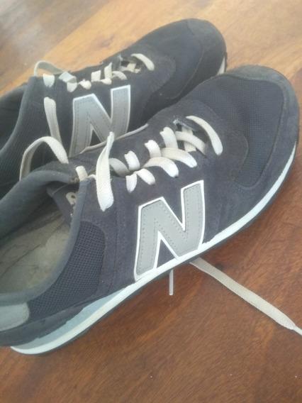 Zapatillas New Balance 574 Azul/gris Hombre